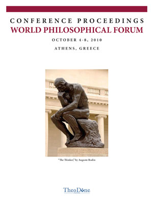 Proceedings of the World Philosophical Forum
