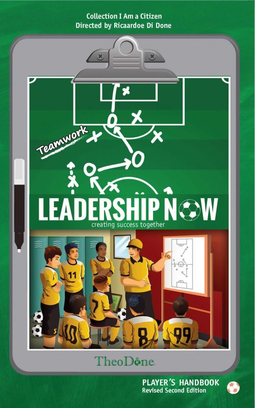 Leadership Now: Player's Handbook 2nd Edition